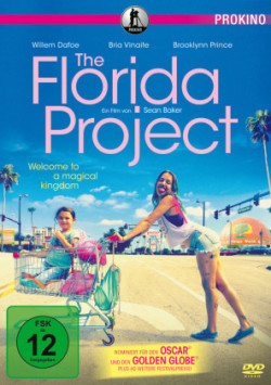 The Florida Project, 1 DVD
