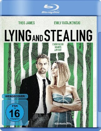 Lying and Stealing - Blu-ray, 1 Blu-ray