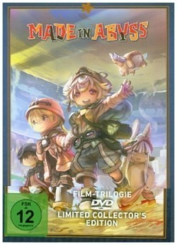 Made in Abyss - Die Film-Trilogie, 2 DVD (Limited Collector's Edition)