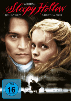 Sleepy Hollow, 1 DVD