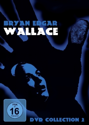 Bryan Edgar Wallace Collection. Vol.2, 3 DVDs