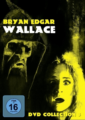 Bryan Edgar Wallace Collection. Vol.3, 3 DVDs