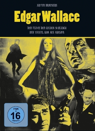 Edgar Wallace, Artur Brauners Collection, 2 DVDs
