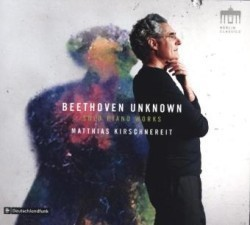 Unknown Solo Piano Works, 1 Audio-CD