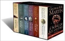 A Game of Thrones: The Story Continues [Export only] The Complete Boxset of All 6 Books