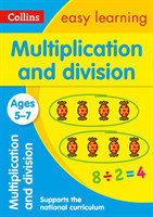 Multiplication and Division Ages 5-7: New Edition