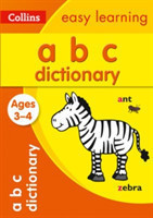 ABC Dictionary Ages 3-4