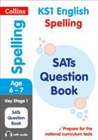 KS1 Spelling SATs Question Book 2019 Tests