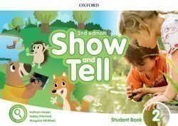 Show and Tell, 2nd Edition 2 Student Book Pack