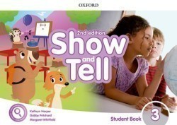 Show and Tell, 2nd Edition 3 Student Book Pack