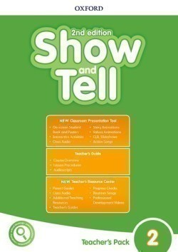 Show and Tell, 2nd Edition 2 Teacher's Pack