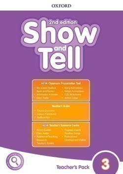 Show and Tell, 2nd Edition 3 Teacher's Pack