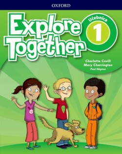 Explore Together 1 Class Book (SK Edition)
