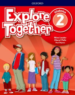 Explore Together 2 Class Book (SK Edition)
