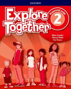 Explore Together 2 Activity Book (SK Edition)