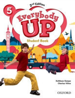 Everybody Up, 2nd Edition 5 Student Book
