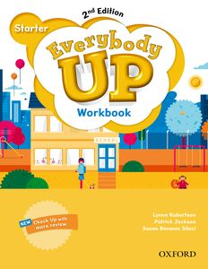 Everybody Up, 2nd Edition Starter Workbook