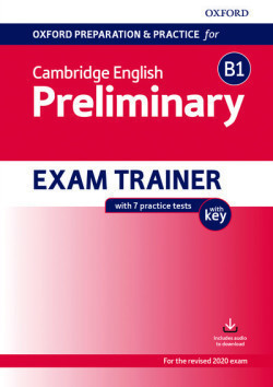 Oxford Preparation & Practice for Cambridge English: Preliminary Student's Book with Key
