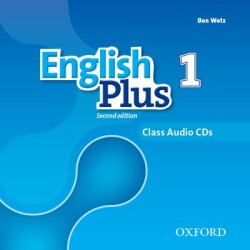 English Plus, 2nd Edition 1 CDs