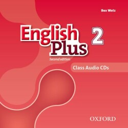 English Plus, 2nd Edition 2 Class Audio CDs