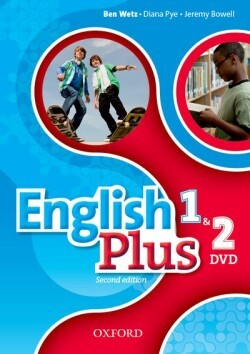 English Plus, 2nd Edition 1 - 2 DVD
