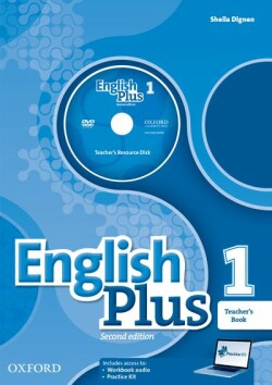 English Plus, 2nd Edition 1 Teacher's Book + Teacher's Resource Disk