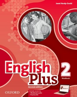 English Plus, 2nd Edition 2 Workbook with access to Practice Kit