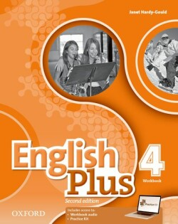 English Plus, 2nd Edition 4 Workbook with access to Practice Kit