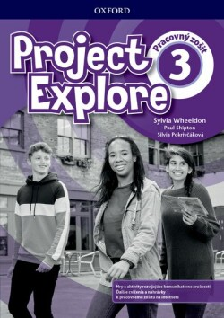 Project Explore 3 Workbook with Online Pack (SK Edition)