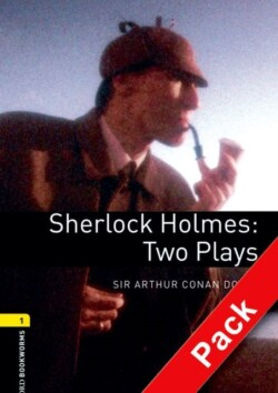 Oxford Bookworms Library 1 (Playscript) Sherlock Holmes: Two Plays + CD