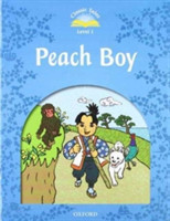 Classic Tales New Edition 1 Peach Boy + CD