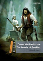 Dominoes 2 Conan the Barbarian: The Jewels of Gwahlur + MultiROM