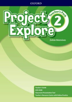 Project Explore 2 Teacher's Pack (SK Edition)