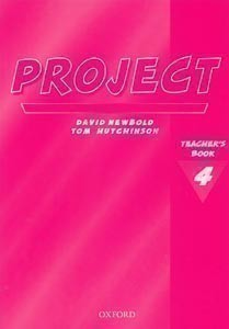 Project 4 Teacher's Book