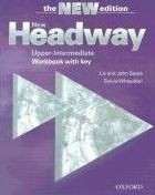New Headway Upper-Intermediate 3rd Edition Workbook with Key
