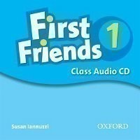 First Friends 1 Class CD