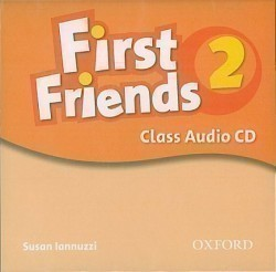 First Friends 2 Class CDs