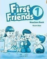 First Friends 1 Numbers Book