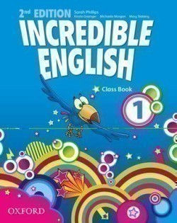 Incredible English 2nd Edition 1 Class Book