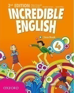 Incredible English 2nd Edition 4 Class Book