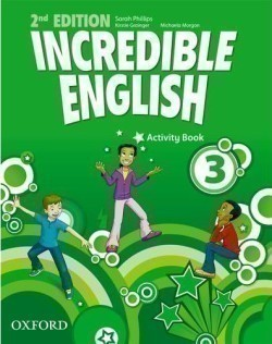 Incredible English 2nd Edition 3 Activity Book