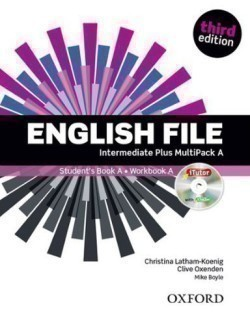 New English File 3rd Edition Intermediate Plus MultiPack A + iTutor