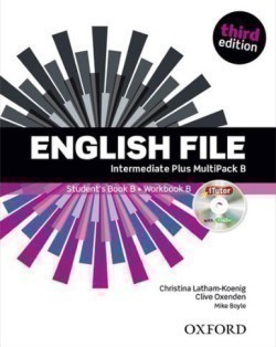 New English File 3rd Edition Intermediate Plus MultiPack B + iTutor