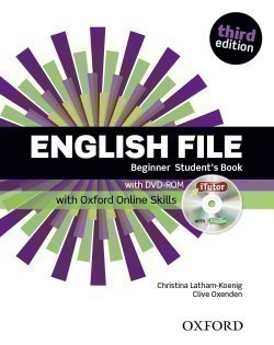 New English File 3rd Edition Beginner Student's Book + iTutor + Online
