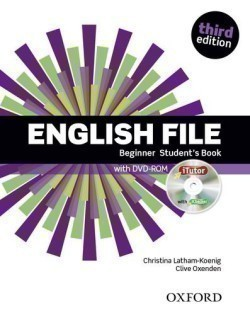 New English File Beginner 3rd Edition Student's Book with iTutor