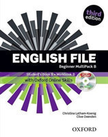 New English File 3rd Edition Beginner MultiPack B + iTutor + Online