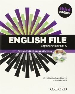 New English File 3rd Edition Beginner MultiPack A + iTutor