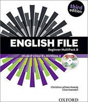 New English File 3rd Edition Beginner MultiPack B + iTutor