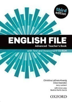 New English File 3rd Edition Advanced Tëacher's Book + CD-ROM