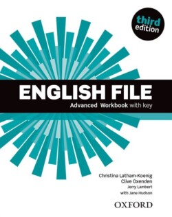 New English File 3rd Edition Advanced Workbook with Key + iChecker